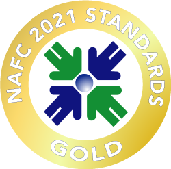 TCC 2021 NAFC Standards Seal Gold
